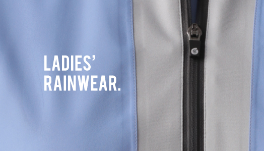 Ladies' Rainwear