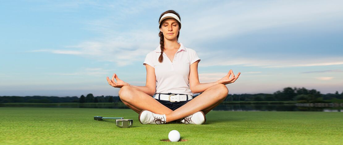 5 ways to improve your golf game at home