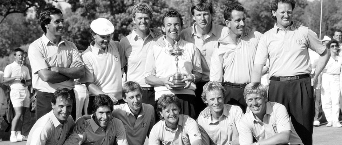 Ryder Cup fashion through the ages