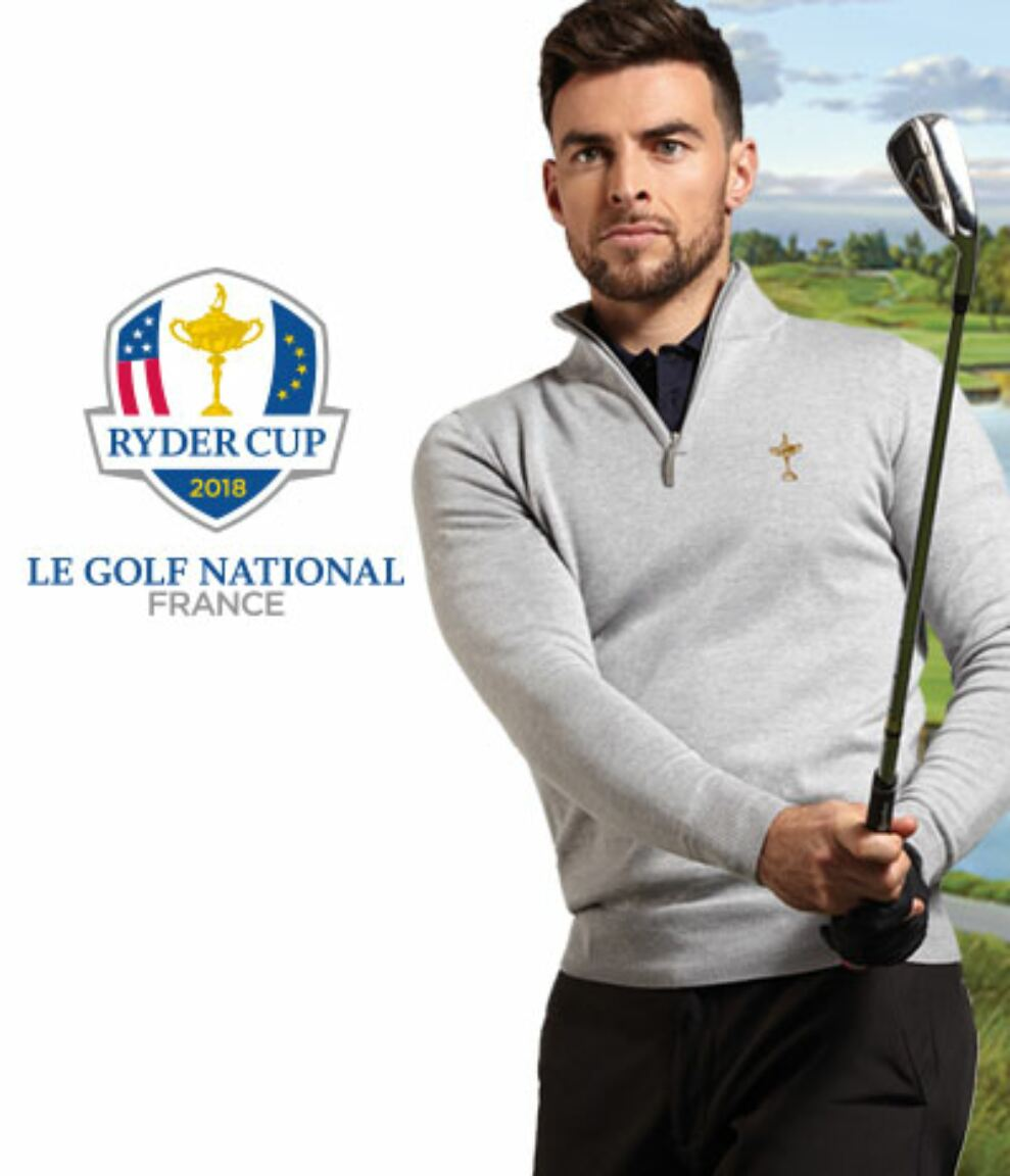RYDERCUP OFFICAL COLLECTION