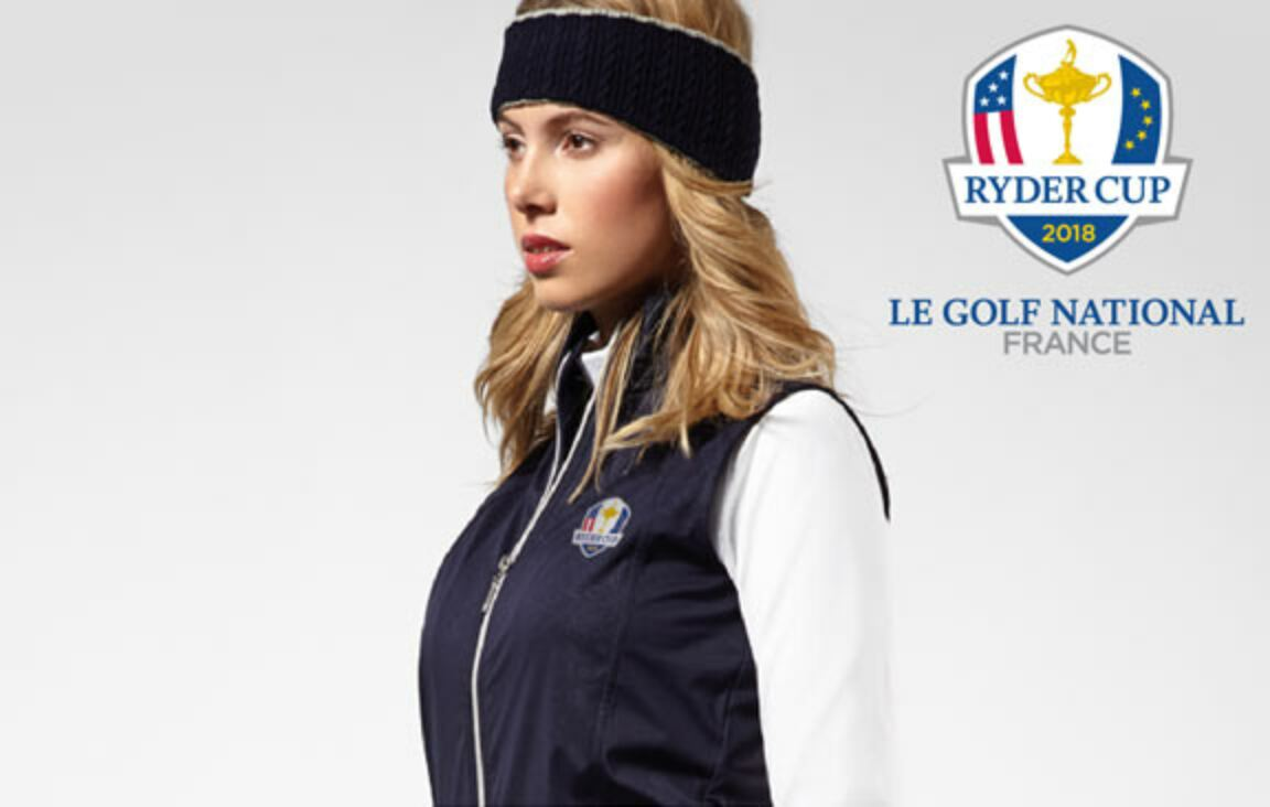 OFFICIAL RYDER CUP 2018 COLLECTION