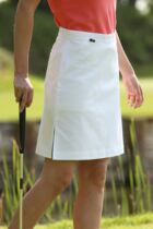 Glenmuir Frances Stretch Cotton A Line Golf Skort
