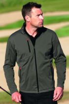Glenmuir Willoughby Performance Storm Bloc Zip Front Fleece Jacket