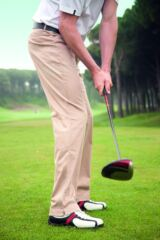 Glenmuir Branwell Stretch Cotton Golf Trousers