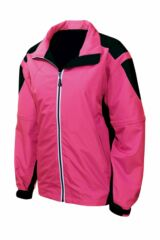 Sunderland International Convertible Ultra-soft Lightweight Waterproof Golf Jacket