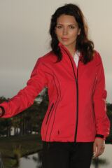 Ladies Glenmuir Ophelia Rain Bloc Waterproof Jacket In 3 Colours