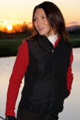 Glenmuir Storm Bloc Gilet Sleeveless Golf Wind Shirt