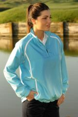 Glenmuir Storm Bloc Ace Long Sleeve Golf Wind Shirt