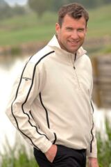 Glenmuir Storm Bloc Pro Long Sleeve Golf Wind Shirt