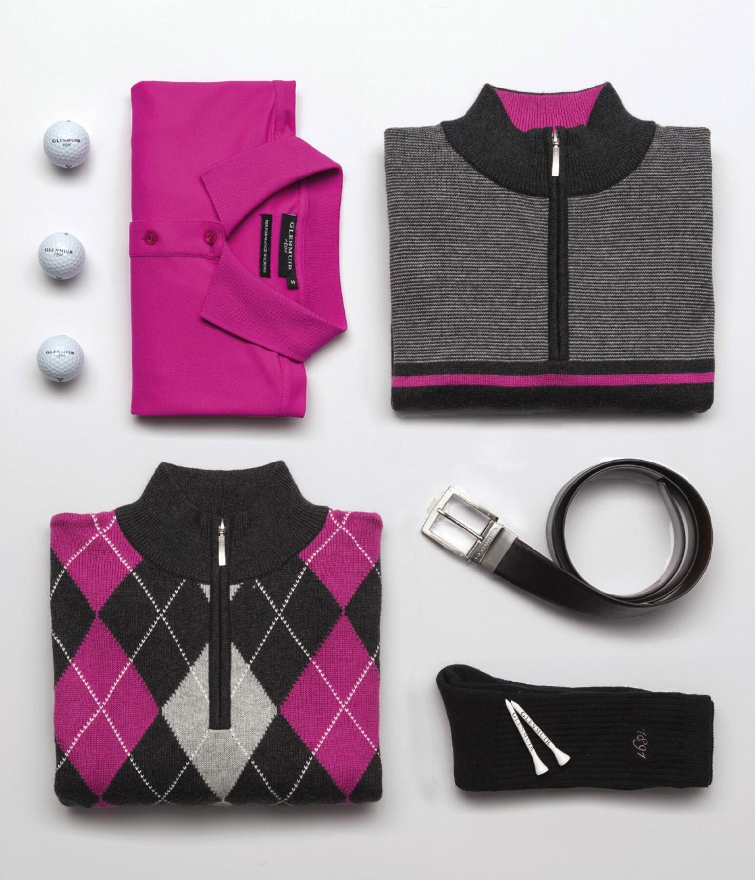 Glenmuir - Crafting Scottish Quality Golf Clothing Since 1891
