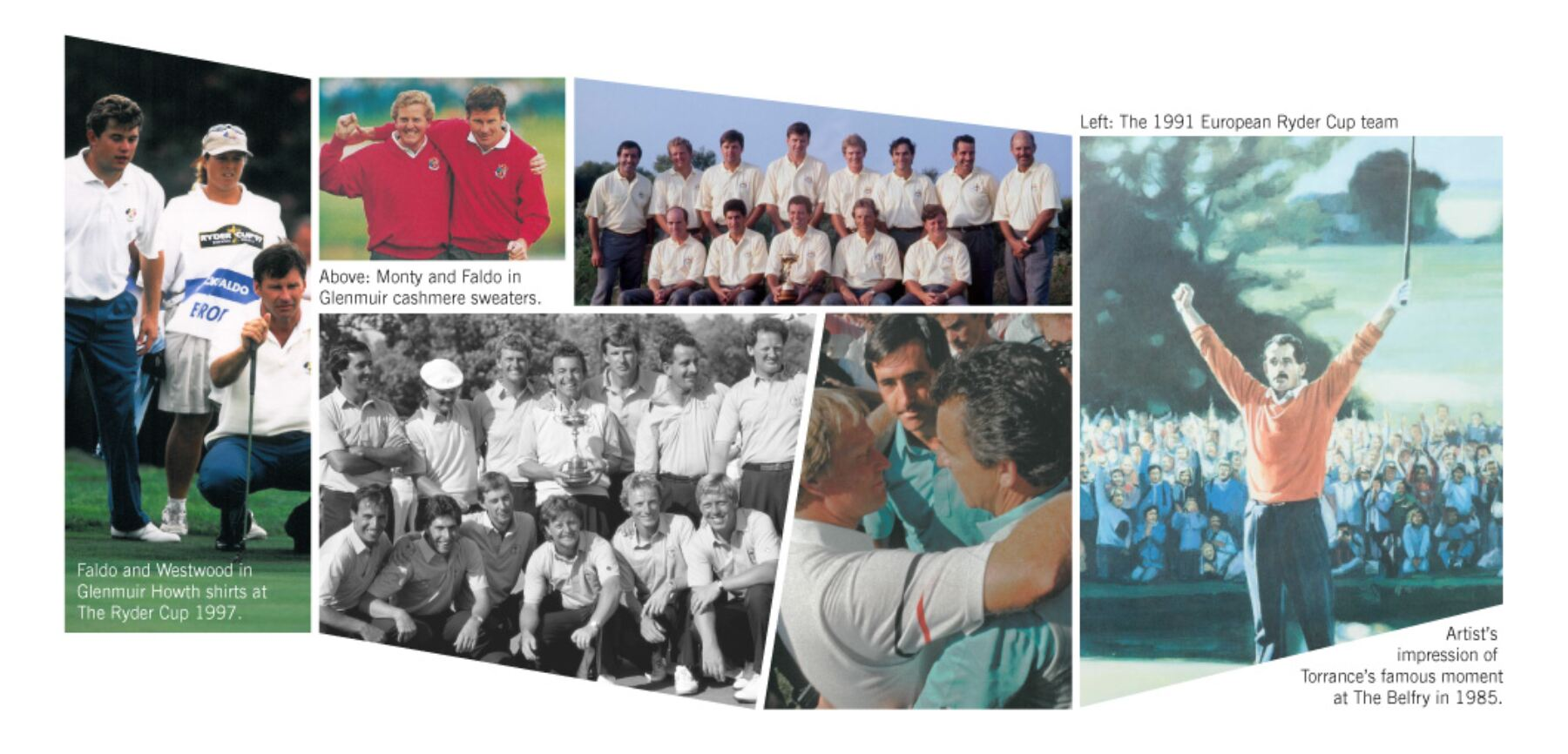 Ryder Cup History