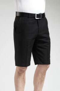 Mens Adjustable Stretch Waistband Performance Golf Shorts