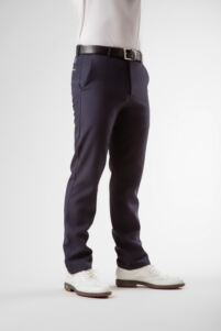Mens Technical Water Repellent Performance Winter Golf Trousers