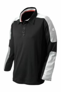 Sunderland Lightweight UV Protection Long Sleeve Golf Polo Shirt