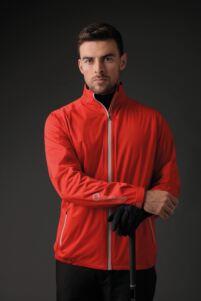 Mens Whisperdry Lightweight Waterproof Golf Jacket