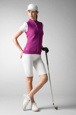 Ladies' Fuchsia Fairway Look