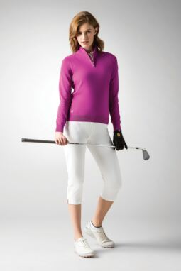 Ladies' Fuchsia Bunker Look