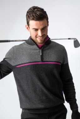 Men's Fuchsia Fairway Look