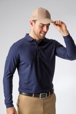 Men's Garnet Fairway Look