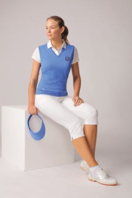 Official Ryder Cup 2018 Glenmuir Ladies Cotton Slipover