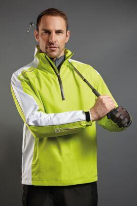 Sunderland Mens Colour Block Golf Waterproof Weatherbeater - SALE