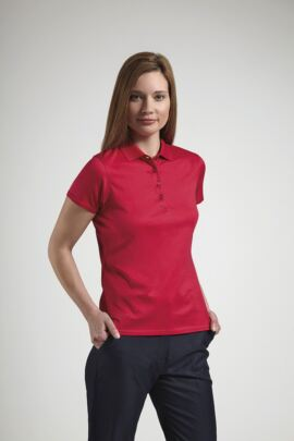 Glenmuir Michelle Mercerised Cotton Shaped Fit Golf Shirt - Sale