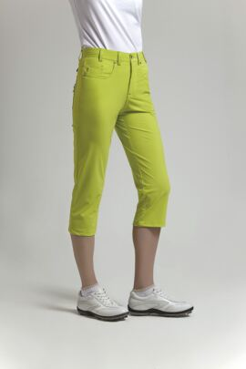 Glenmuir Ladies Performance Lightweight Stretch Golf Capri Pants - Sale
