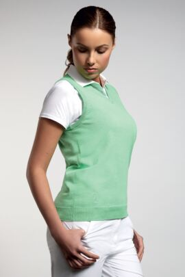 Glenmuir Ladies Cotton Slipover