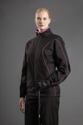 Sunderland Ladies Bergen Waterproof Golf Jacket - Sale