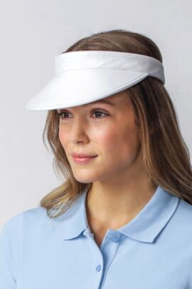 Ladies Performance Soft Peak Golf Visor
