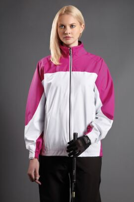 Ladies Classic Lightweight Waterproof Golf Jacket - Sale