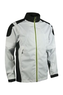Sunderland International Convertible Ultra-soft Lightweight Waterproof Golf Jacket - SALE