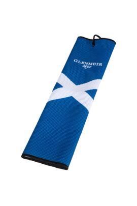 Saltire Golf Bag Towel