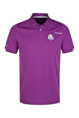 2014 European Ryder Cup Team Polo Shirt - Wednesday Practice Day