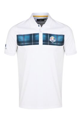 2014 European Ryder Cup Team Polo Shirt - Thursday Practice Day