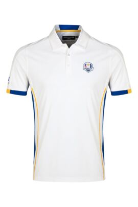 2014 European Ryder Cup Team Polo Shirt - Saturday Match Day