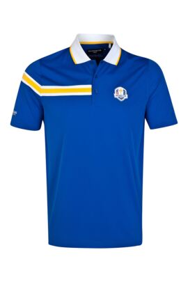2014 European Ryder Cup Team Polo Shirt - Sunday Match Day