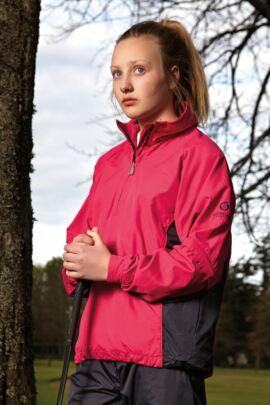 Sunderland Junior Amalfi Convertible Weatherbeater Lightweight Waterproof Golf Jacket - Sale