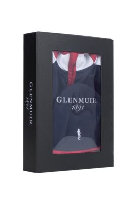 Ladies Zip Front Performance Golf Midlayer & Hat Gift Box