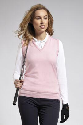 Glenmuir Ladies Merino Wool Golf Slipover
