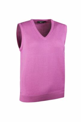 Glenmuir Ladies Merino Wool Golf Slipover - Sale