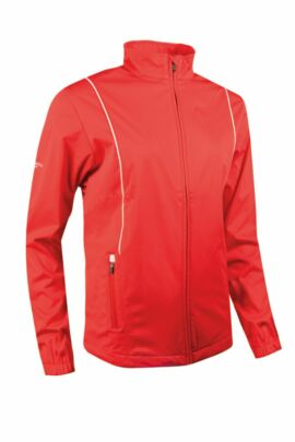 Glenmuir Ladies Zip Front Piped Wind Golf Jacket - Sale