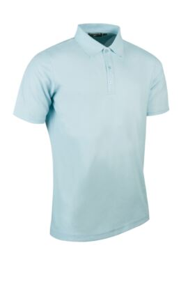 Glenmuir Mens Performance Pique Golf Polo Shirt - Sale