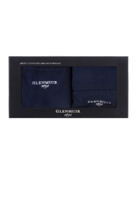 Glenmuir Mens Beanie Hat and Neck Warmer Golf Gift Box