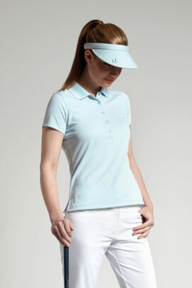 Glenmuir Ladies Performance Pique Golf Polo Shirt - Sale