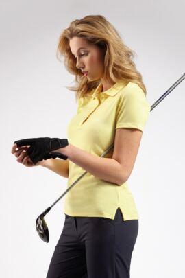 Glenmuir Ladies Performance Pique Golf Polo Shirt