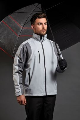 Mens Technical Performance Lightweight Waterproof Jacket