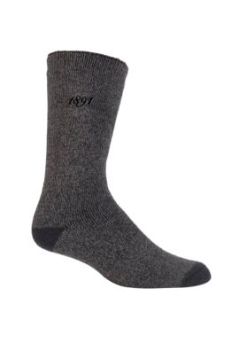 Mens Heat Holder Winter Thermal Golf Socks