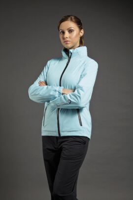 Sunderland Ladies Whisperdry Ultra-Lightweight Waterproof Golf Jacket