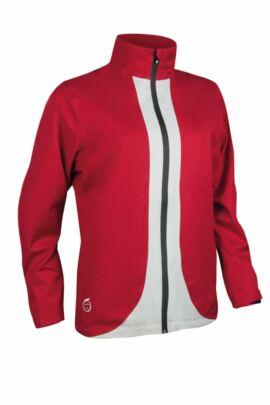Ladies Contrast Colour Lightweight Waterproof Golf Jacket - Sale